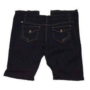 Cruel Girl Aleah Black Jeans Size 9 Long